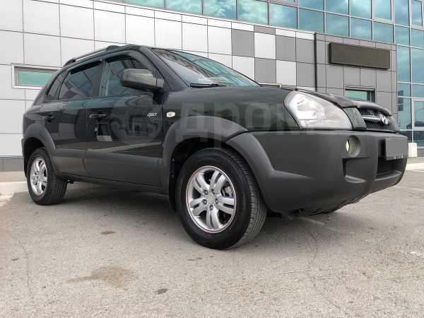 Hyundai Tucson, 2007 год, 617 000 руб.
