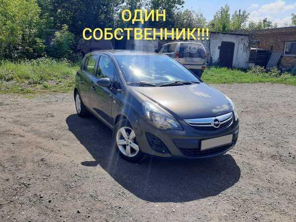 Opel Corsa, 2013 год, 390 000 руб.