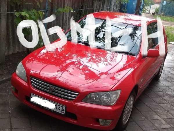 Toyota Altezza, 2003 год, 430 000 руб.