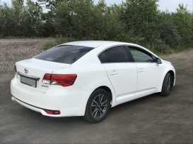 Тулун Avensis 2012