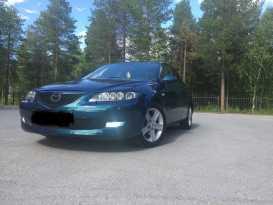 Ноябрьск Mazda6 2006