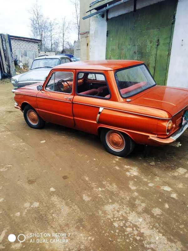 ЗАЗ Запорожец, 1972 год, 450 000 руб.