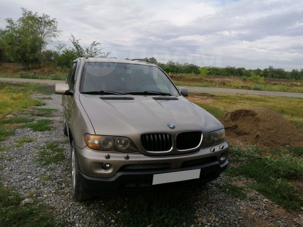BMW X5, 2004 год, 635 000 руб.