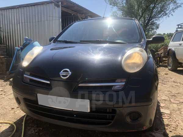 Nissan Micra, 2006 год, 220 000 руб.