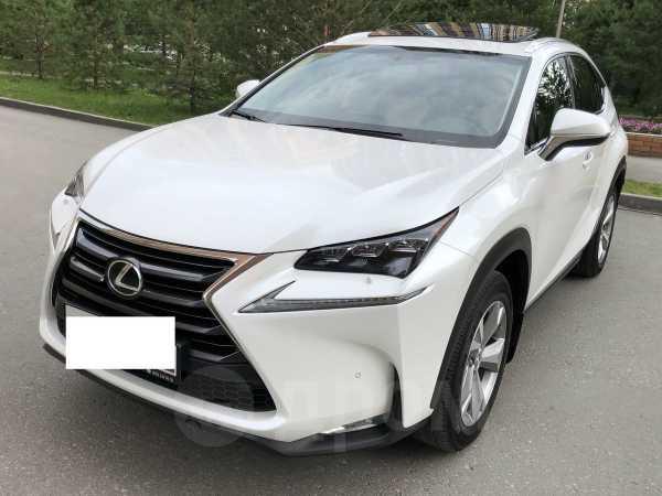 Lexus NX200t, 2015 год, 2 180 000 руб.