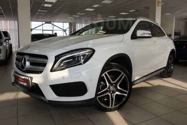 Mercedes-Benz GLA-Class, 2015 год, 1 245 000 руб.