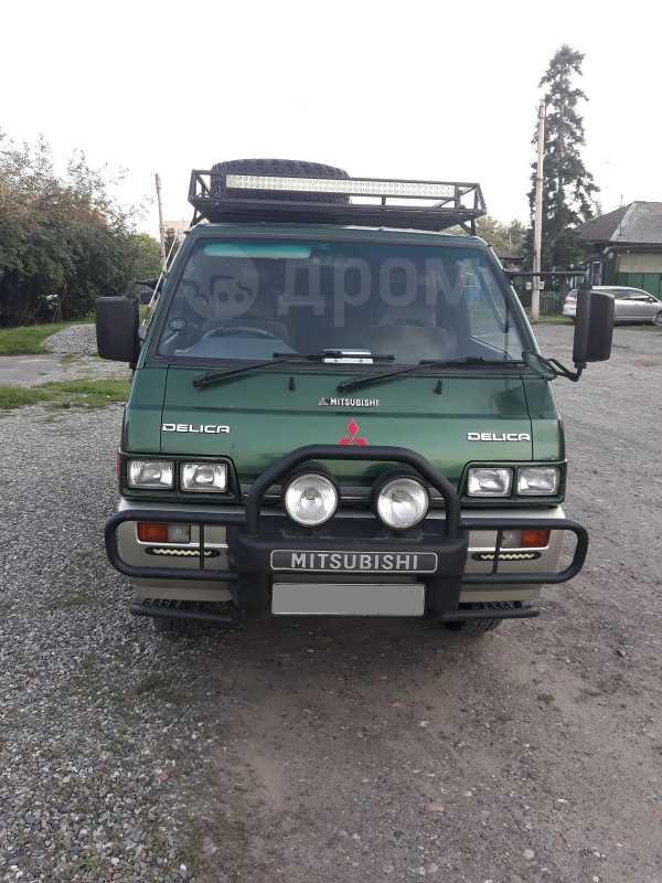 Mitsubishi Delica, 1989 год, 350 000 руб.