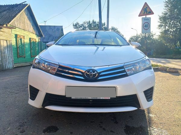 Toyota Corolla, 2013 год, 730 000 руб.