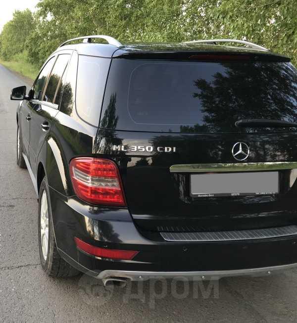 Mercedes-Benz M-Class, 2011 год, 975 000 руб.