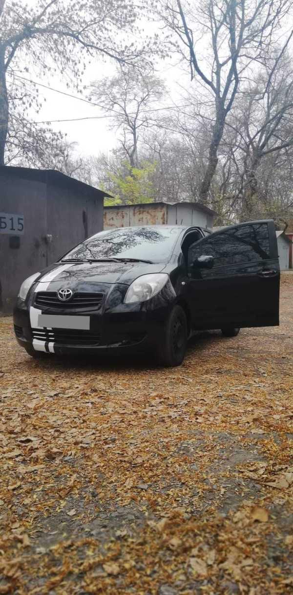 Toyota Yaris, 2006 год, 260 000 руб.