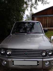 Нягань Pajero Mini 2001
