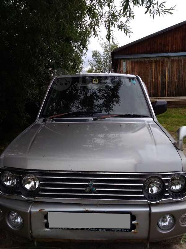 Mitsubishi Pajero Mini, 2001 год, 160 000 руб.