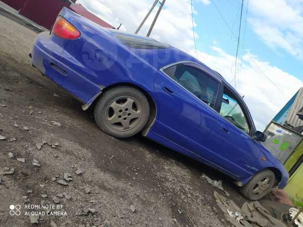 Mazda Eunos 100, 1997 год, 120 000 руб.