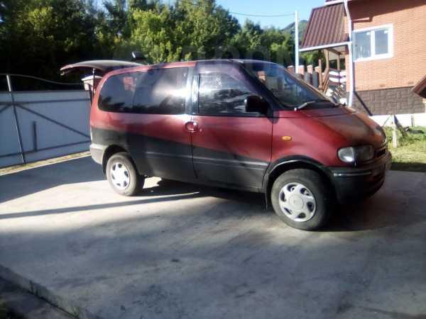 Nissan Vanette Serena, 1995 год, 130 000 руб.