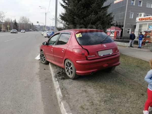 Peugeot 206, 2007 год, 100 000 руб.