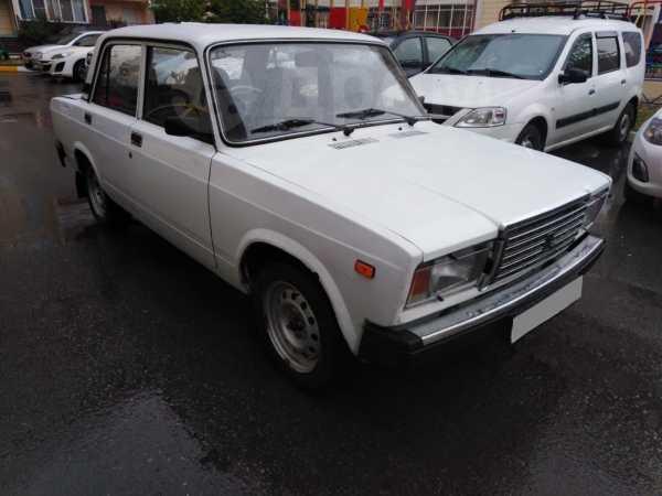 Лада 2107, 2007 год, 39 000 руб.