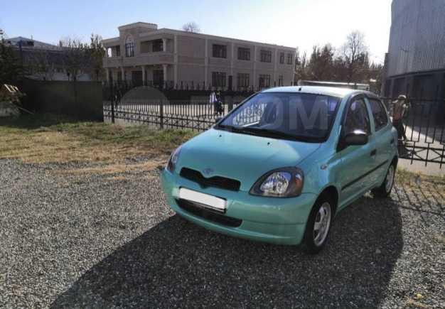 Toyota Yaris, 1999 год, 210 000 руб.
