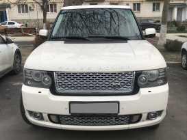 Анапа Range Rover 2009