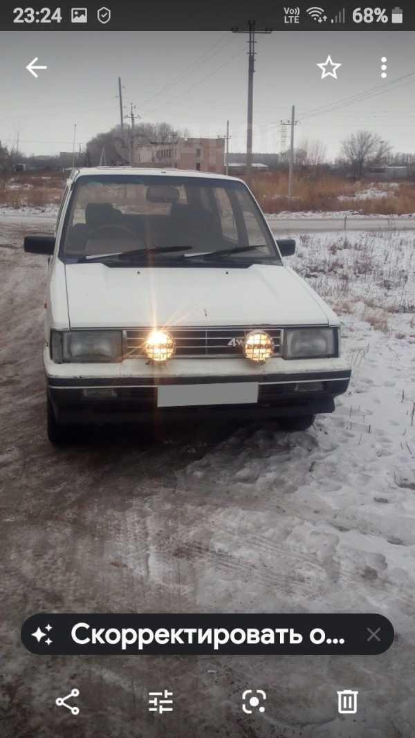 Nissan Prairie, 1988 год, 80 000 руб.