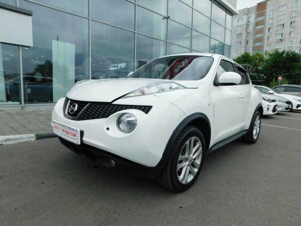 Nissan Juke, 2014 год, 542 500 руб.