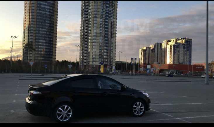 Kia Rio, 2014 год, 600 000 руб.