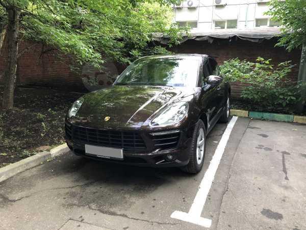 Porsche Macan, 2018 год, 3 300 000 руб.
