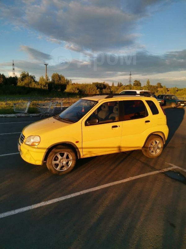 Suzuki Ignis, 2000 год, 230 000 руб.