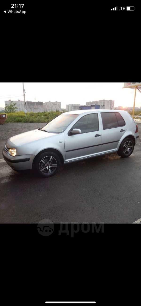 Volkswagen Golf, 2002 год, 200 000 руб.