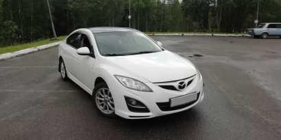 Ковдор Mazda6 2012