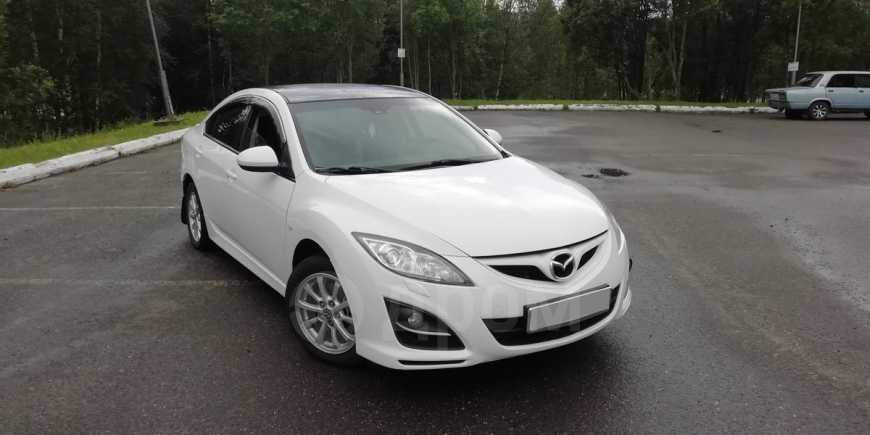 Mazda Mazda6, 2012 год, 615 000 руб.