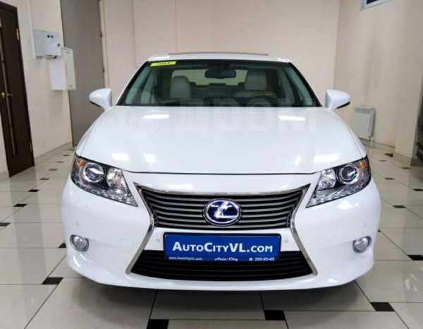 Lexus ES300h, 2012 год, 1 590 000 руб.