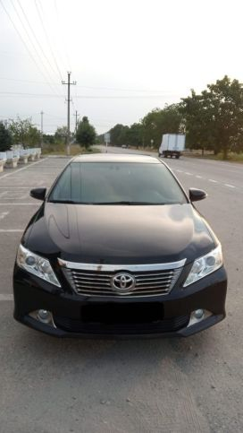 Нальчик Toyota Camry 2013