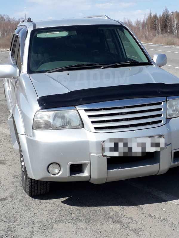 Suzuki Grand Escudo, 2002 год, 620 000 руб.