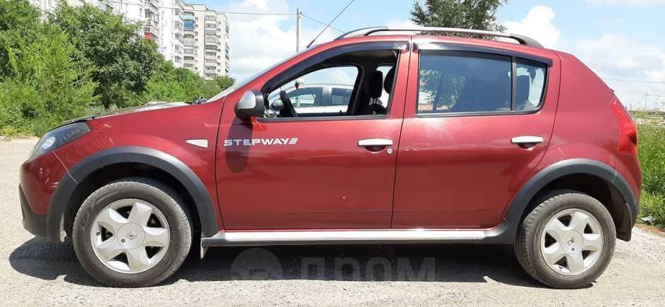 Renault Sandero Stepway, 2012 год, 350 000 руб.