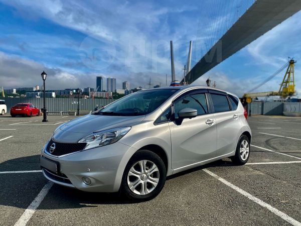 Nissan Note, 2015 год, 475 000 руб.