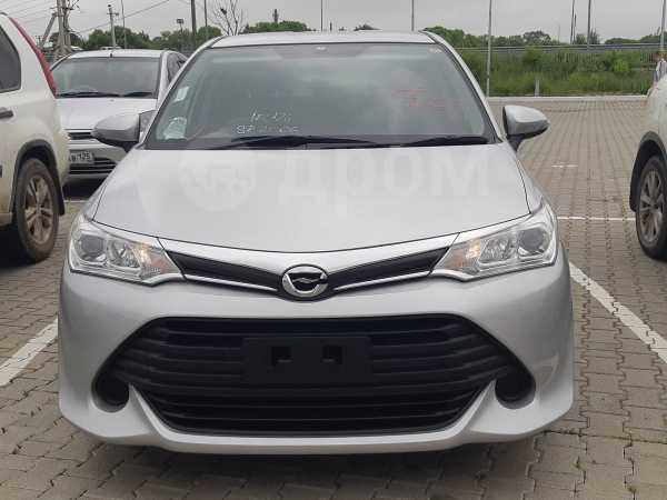 Toyota Corolla Fielder, 2016 год, 795 000 руб.