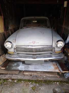 Железногорск 21 Волга 1966