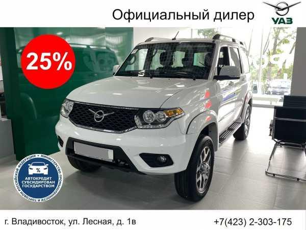 УАЗ Патриот, 2020 год, 1 333 900 руб.