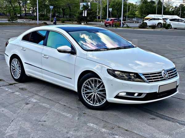 Volkswagen Passat CC, 2012 год, 930 000 руб.