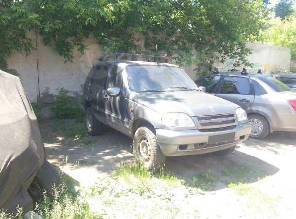 Chevrolet Niva, 2004 год, 130 000 руб.