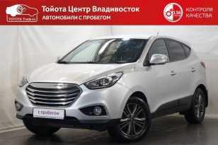 Владивосток ix35 2013