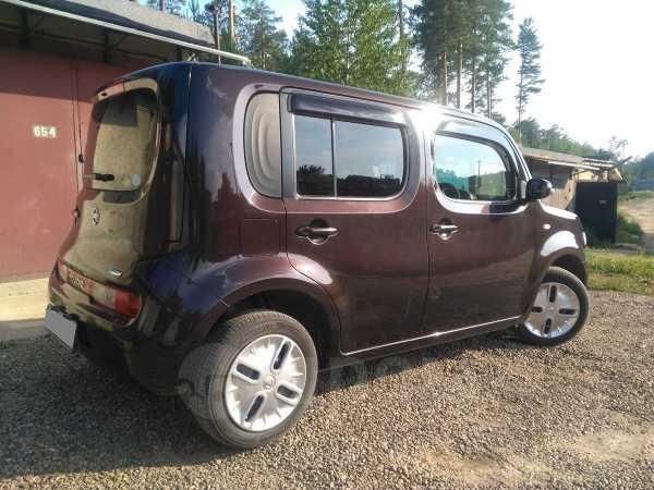 Nissan Cube, 2014 год, 497 000 руб.