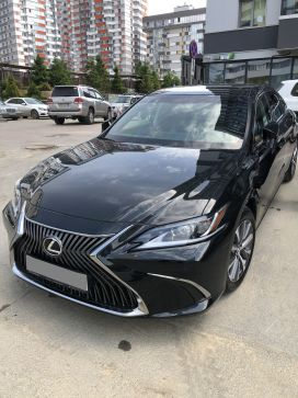 Новосибирск Lexus ES250 2020