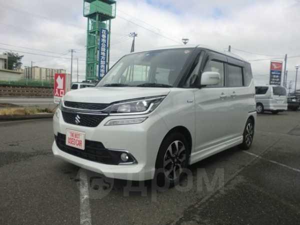 Suzuki Solio, 2017 год, 440 000 руб.
