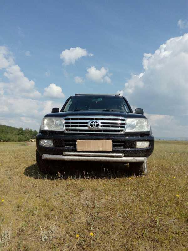 Toyota Land Cruiser, 2006 год, 1 490 000 руб.
