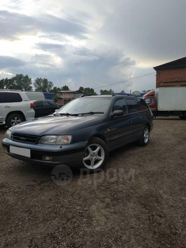 Toyota Caldina, 1995 год, 199 000 руб.