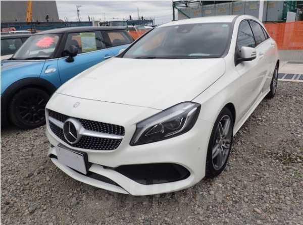 Mercedes-Benz A-Class, 2017 год, 985 000 руб.