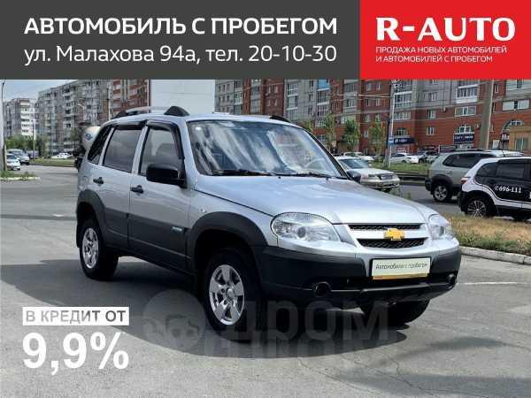 Chevrolet Niva, 2013 год, 347 970 руб.