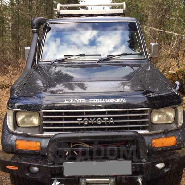 Toyota Land Cruiser Prado, 1994 год, 890 000 руб.