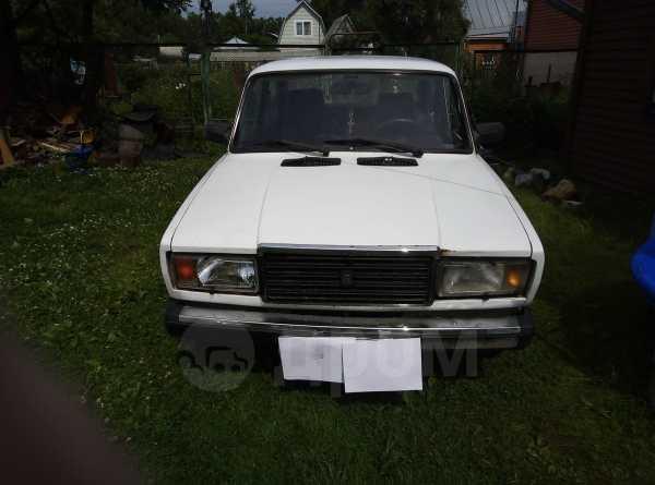 Лада 2107, 1999 год, 33 000 руб.